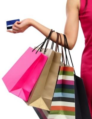 shopping durante il black friday